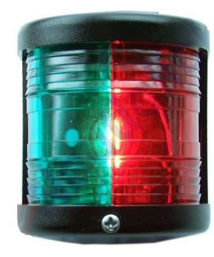 Bicolour Navigation Light by Aqua Signal Series 25